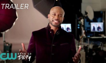 The 24th Annual Critics' Choice Awards – Taye Diggs Teaser | The CW