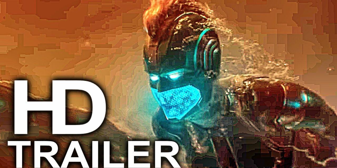 CAPTAIN MARVEL Trailer #3 NEW (2019) Superhero Movie HD