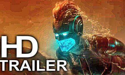 CAPTAIN MARVEL Trailer #3 NEW (2019) Superhero Movie HD