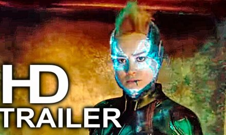 CAPTAIN MARVEL Trailer #4 NEW (2019) Superhero Movie HD