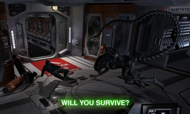 Everything you need to know about Alien: Blackout for Android
