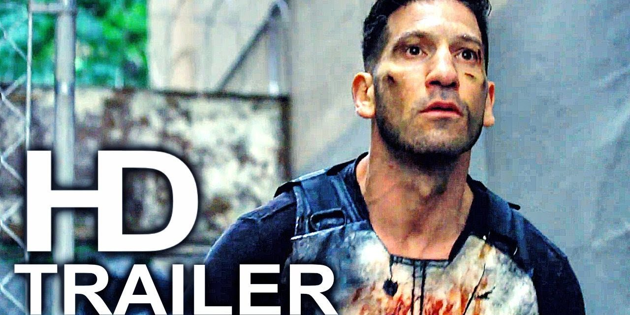 PUNISHER Season 2 Trailer #2 NEW (2019) Marvel Superhero Series HD