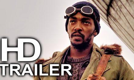 IO Trailer #1 NEW (2019) Anthony Mackie Netflix Sci-Fi Movie HD