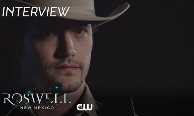 Roswell, New Mexico | Nathan Dean Parsons On Max Evans | The CW