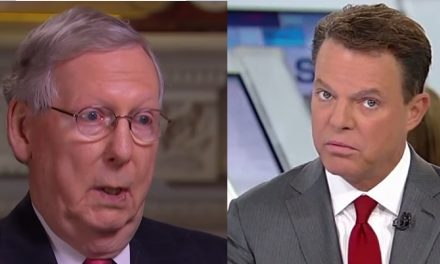 Fox News' Shep Smith Cuts Off Mitch McConnell's Live Senate Floor Speech To Fact-Check His Lies