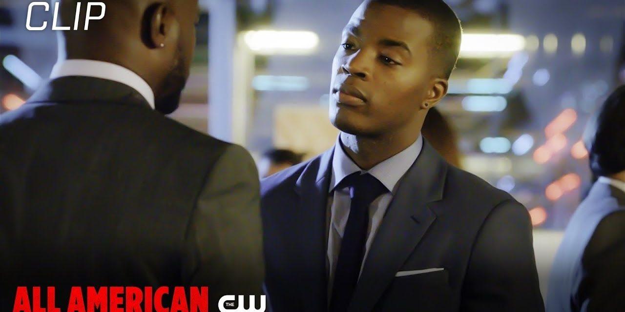 All American | Keep Ya Head Up Scene | The CW