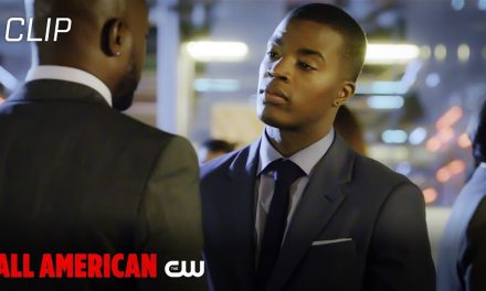 All American | Keep Ya Head Up Scene | The CW