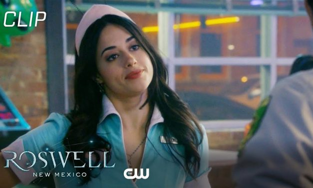 Roswell, New Mexico | Pilot Scene | The CW