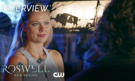 Roswell, New Mexico | Lily Cowles On Isobel Evans-Bracken | The CW