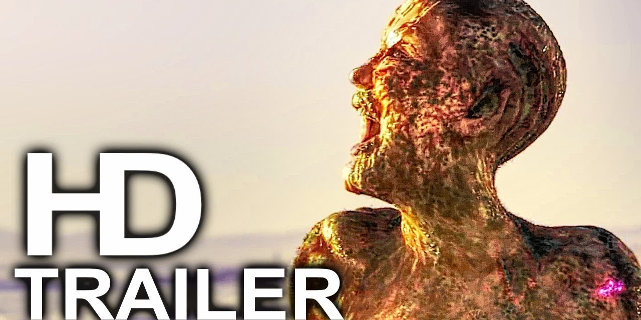 CAPTAIN MARVEL Skrull Transformation Trailer NEW (2019) Superhero Movie HD