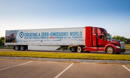 Kenworth to build semi trucks powered by Toyota fuel cells