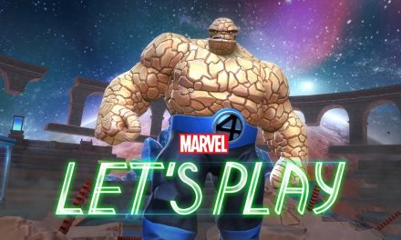 How to use The Thing's Unblockable Attack in Marvel Contest of Champions | Marvel Let's Play