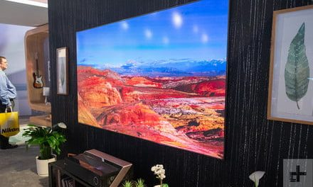 The best TVs of CES 2019, from 8K, to 219-inch Micro LEDs, to roll-up OLEDs