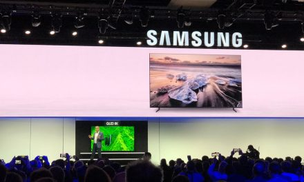 Samsung debuts its monster 98-inch QLED 8K TV at CES 2019