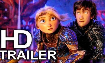 HOW TO TRAIN YOUR DRAGON 3 Finding The Hidden World Scene Trailer (2019) Animated Movie HD