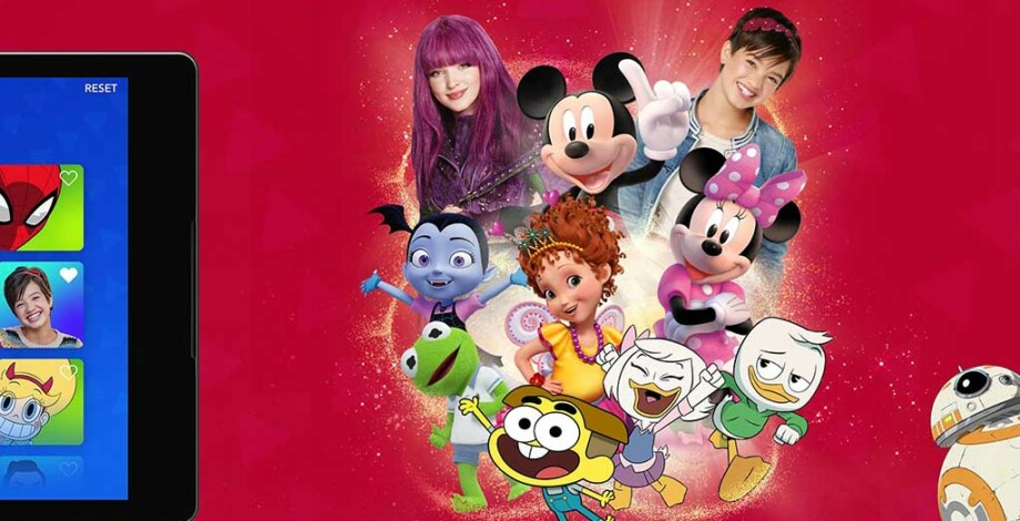 10 best Disney apps for Android!