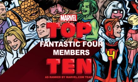 Top 10 Fantastic Four Members | Top 10