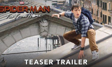Spider-Man: Far From Home | Teaser Trailer