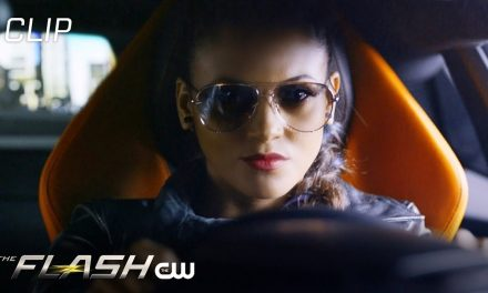The Flash | The Flash & The Furious Scene | The CW