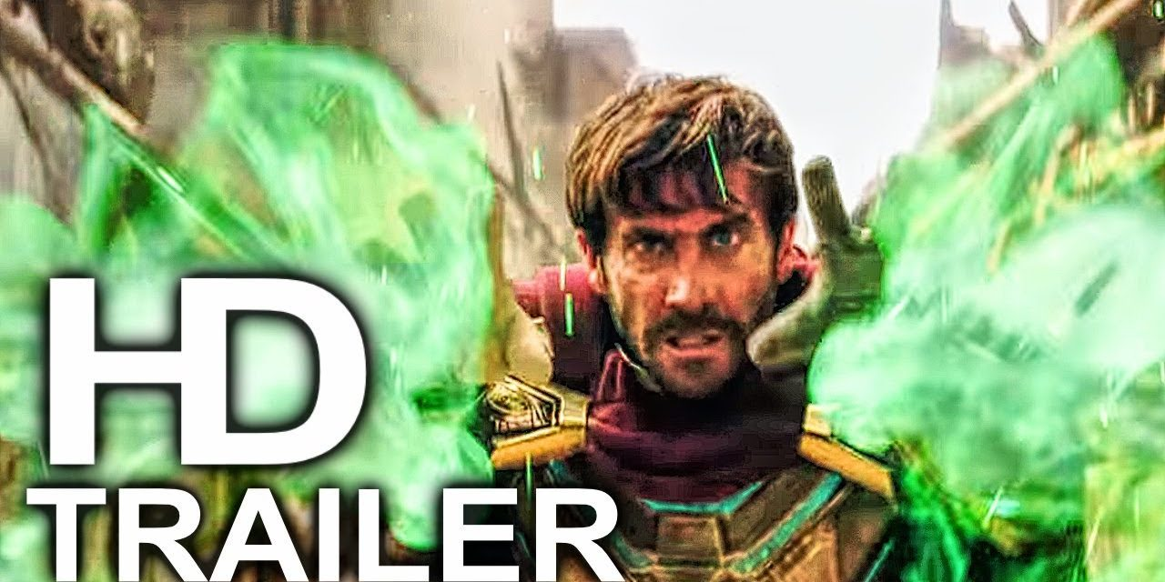 SPIDER-MAN FAR FROM HOME Trailer #1 EXTENDED NEW (2019) Marvel Superhero Movie HD