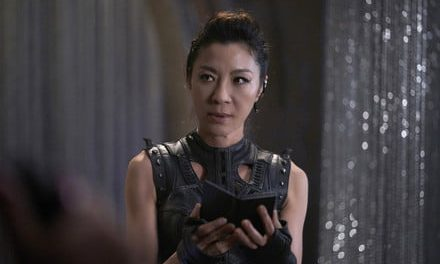 CBS recruits Michelle Yeoh for 'Star Trek: Discovery' spinoff
