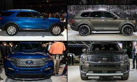 Auto Showdown: 2020 Ford Explorer vs. 2020 Kia Telluride