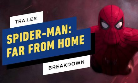 Spider-Man: Far From Home Trailer Breakdown – EASTER EGGS