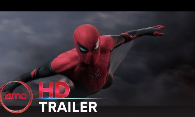 SPIDER-MAN: FAR FROM HOME (Official Trailer) (Tom Holland, Zendaya)   AMC Theatres (2019)