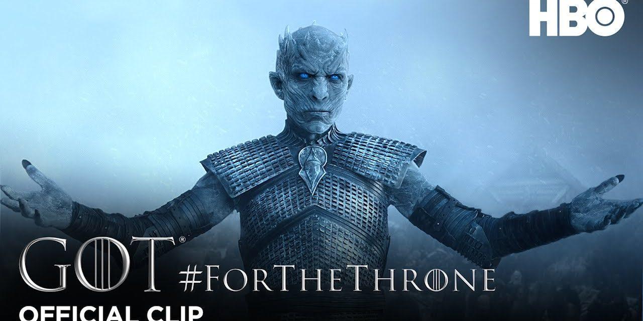 """Hardhome"" #ForTheThrone Clip | Game of Thrones | Season 5"