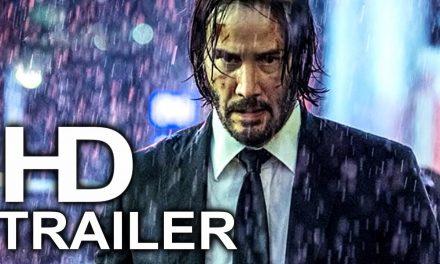 JOHN WICK 3 Trailer Teaser #1 NEW (2019) Keanu Reeves Action Movie HD