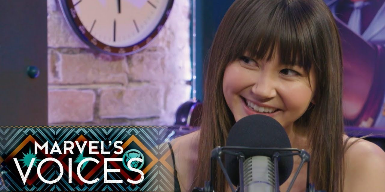 How Kimiko Glenn Embraces Identity in her Roles | Marvel's Voices