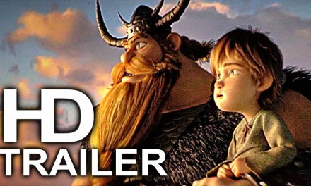 HOW TO TRAIN YOUR DRAGON 3 Young Hiccup Scene Clip + Trailer (2019) Animated Movie HD