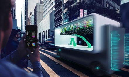 Too buzzed to drive? Don't worry — this autonomous car-bar will drive to you