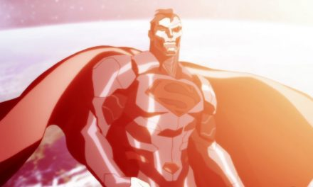 "Reign of the Supermen – ""Cyborg Superman"" Clip"