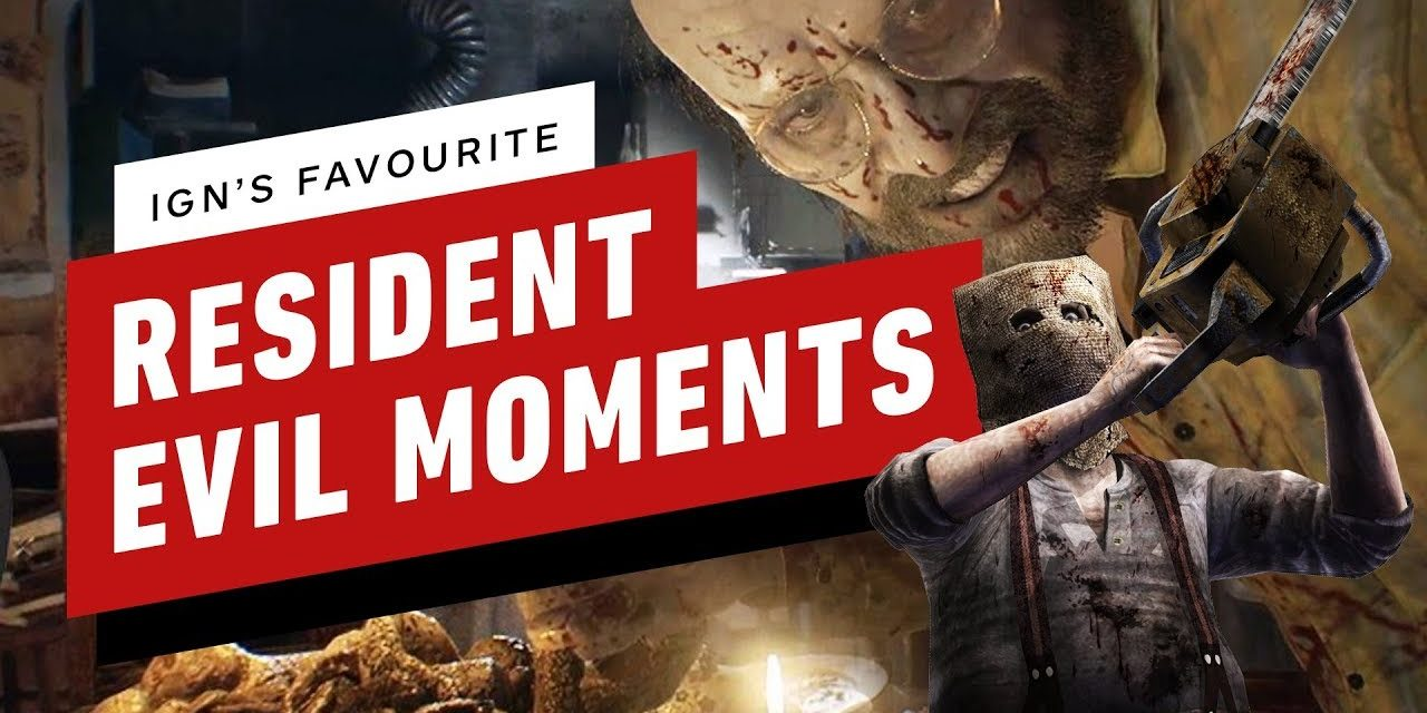 IGN's Favourite Resident Evil Moments