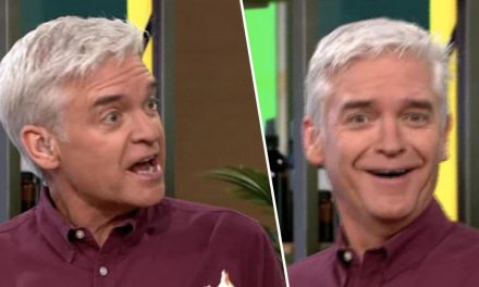 Phil Schofield 'Worried' He's Tripping After Eating CBD Products