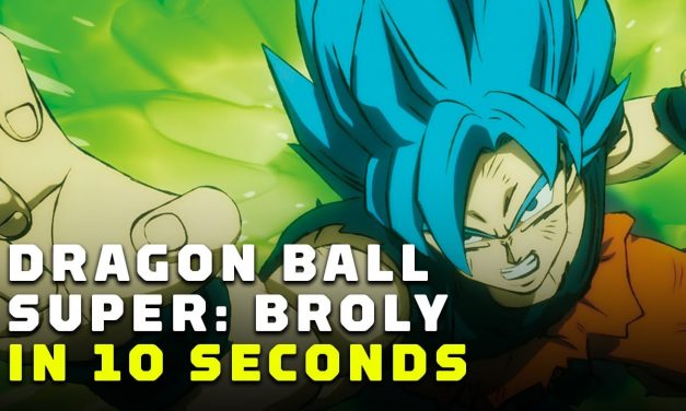 Dragon Ball Super: Broly Summarized In 10 Seconds