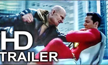 SHAZAM Trailer #2 NEW EXTENDED (2019) Superhero Movie HD