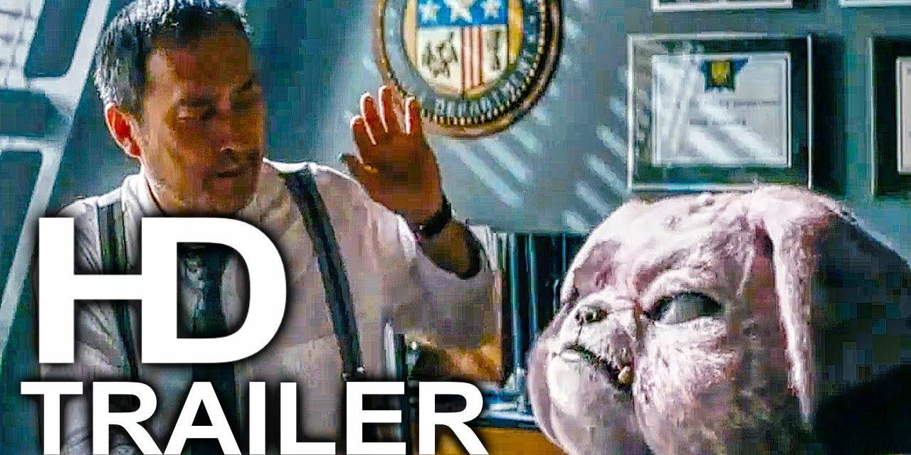 POKEMON DETECTIVE PIKACHU Trailer #2 NEW (2019) Ryan Reynolds Movie HD