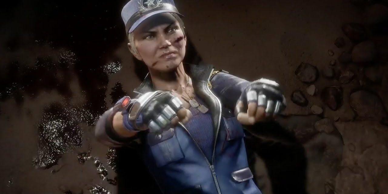 Mortal Kombat 11: Sonya Blade Official Trailer (Voiced by Ronda