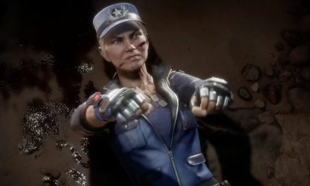 Mortal Kombat 11: Sonya Blade Official Trailer (Voiced by Ronda Rousey)