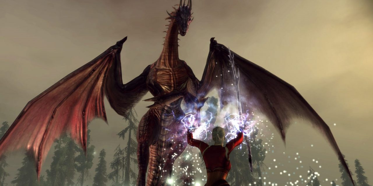 Catch up on Dragon Age: Origins, now fan-patched with fewer bugs