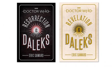 Final Doctor Who TV novelisations on way at last, but covers disappoint