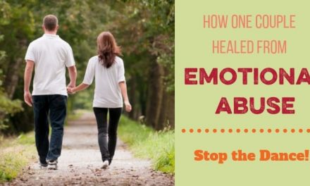 Can an Emotionally Abusive Marriage Heal?