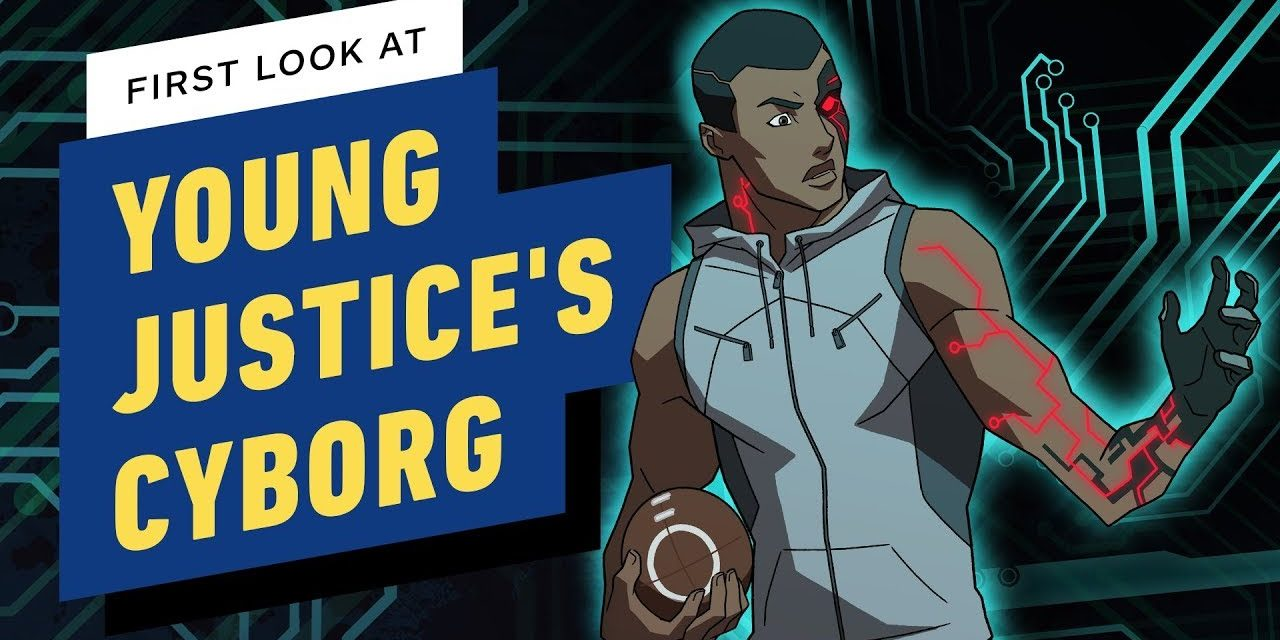 Young Justice: Outsiders Introduces Cyborg – Exclusive First Look