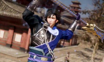 "Dynasty Warriors 9 – Additional Weapon ""Crescent Edge"" Trailer"