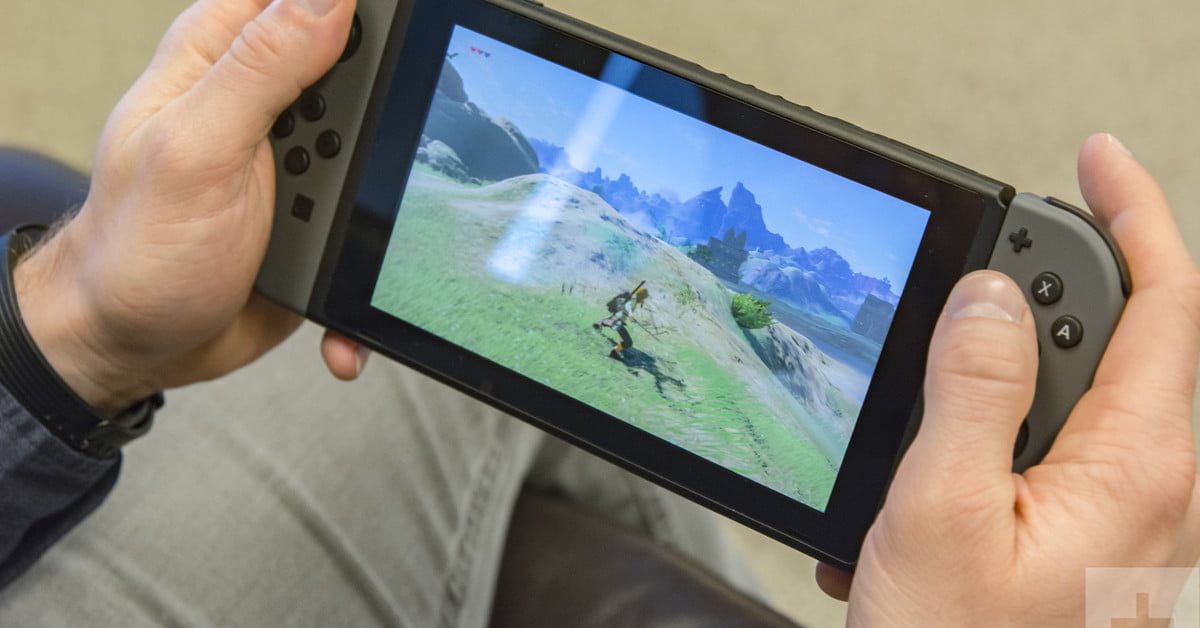 Strong holiday season pushes Nintendo Switch to record-breaking sales for 2018