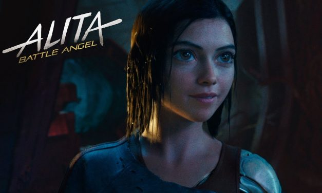 Alita: Battle Angel | Swan Song – Tomorrow | 20th Century FOX