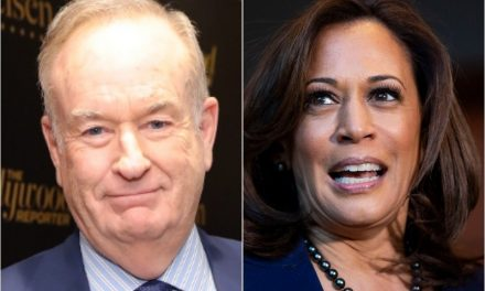 Twitter Users Love That Kamala Harris Has Lost Bill O'Reilly's Vote