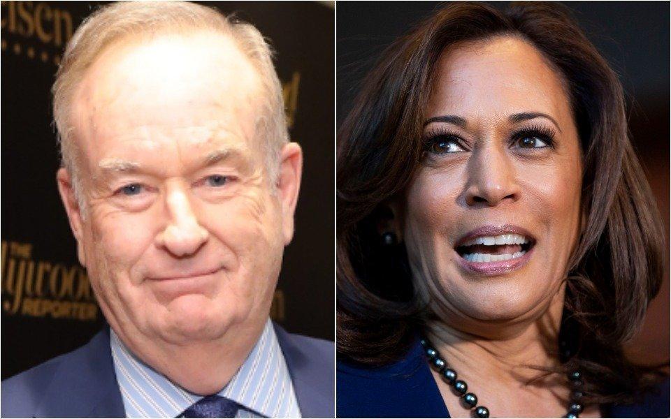 Twitter Users Love That Kamala Harris Has Lost Bill O'Reilly's Vote